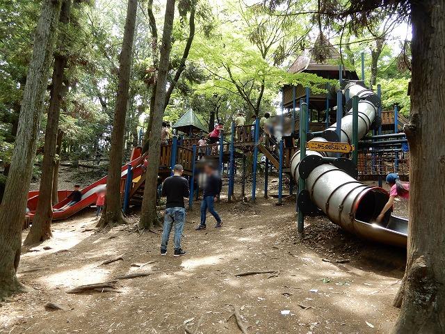 アスレチックつくし野トムソーヤ冒険の森2