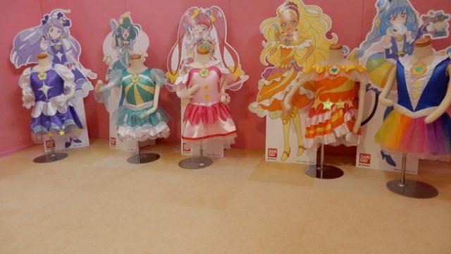 軽井沢おもちゃ王国プリキュアルーム